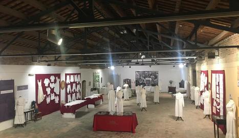 La inauguració de l'exposició, una selecció entre més de 600 peces, tindrà lloc diumenge.