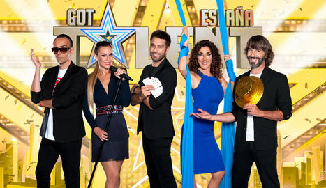 Nou 'Got Talent' a Telecinco