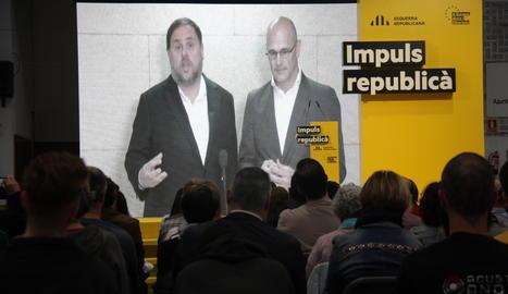 Oriol Junqueras i Raüll Romeva