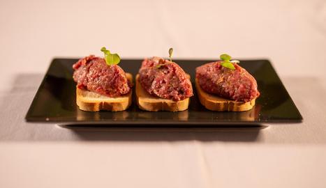 El filet o steak tàrtar procedeix de les estepes mongoles.