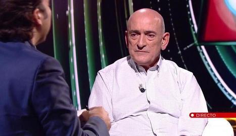 Fernando García a 'Cuarto Milenio'.