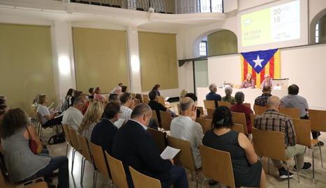 La Crida Nacional inicia el seu desplegament territorial a Lleida