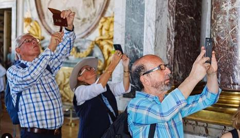 Objectiu: turistes