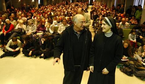 Josep Pàmies i Teresa Forcades són dos dels ponents.