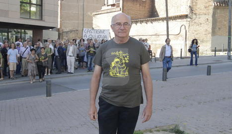 Josep Pàmies, un dels organitzadors del Congrés