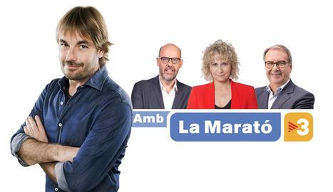 Veus de ràdio, a 'La Marató'