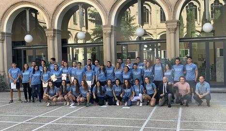 Els esportistes de la UdL sumen 65 medalles als Campionats Universitaris i 6 seran premiats a Barcelona