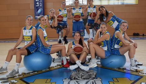 El equipo debuta mañana ante el Ensino en Zaragoza, sede este año del Open Day.