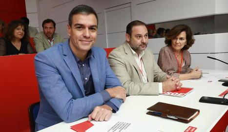 Pedro Sánchez diu que l'independentisme ha