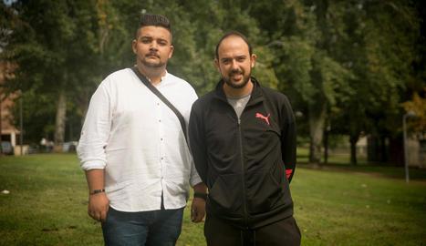 """Daniel Ferrer i Jaume Nouviles: """"Els gitanos sempre som culpables fins que no es demostra el contrari"""""""