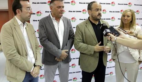 Alejandro Fernández demana a la Moncloa que recorri