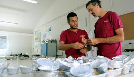 Experts del Centre Tecnològic Forestal de Catalunya.