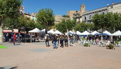 Balaguer celebra la 19 edició de la Fira d'Entitats