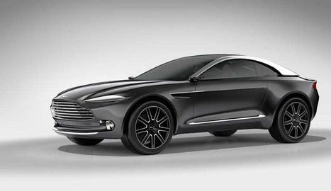 El  DBX arribarà al mercat amb un motor V8 de 4.0 litres biturbo i una potència de 550 CV.