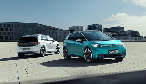 Amplia l'oferta com a primer model d'una generació completament nova de vehicles cent per cent elèctrics,