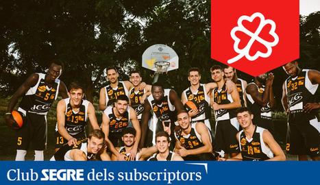 L'ICG Força Lleida és l'únic equip lleidatà que juga a la categoria Leb Or.