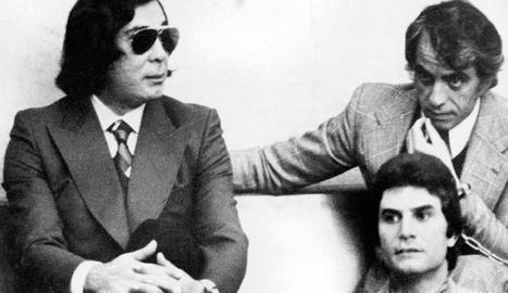 Tres membres de la Cosa Nostra en el macroprocés del 1986.