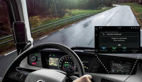 El grup Volvo ha entregat més d'un milió de productes connectats als clients, incloent-hi camions, autobusos i maquinària de construcció.