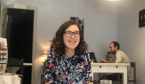 Judith Rodríguez, artífex de Cuqui Office.