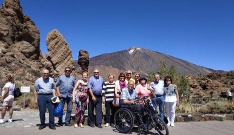 El Parc Nacional del Teide, visita obligatòria.