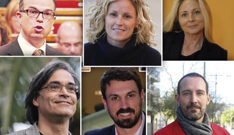 Quinze llistes per als quatre escons de Lleida als comicis del 10-N, una més que a l'abril