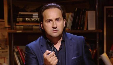 Iker Jiménez, al programa.