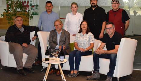 Un maridatge amb quatre xefs i deu vins obrirà la Festa del Vi a Lleida