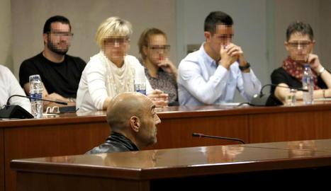 L'acusat del crim d'Acadèmia menteix i actua exageradament per crear-se una coartada, segons la investigació dels Mossos
