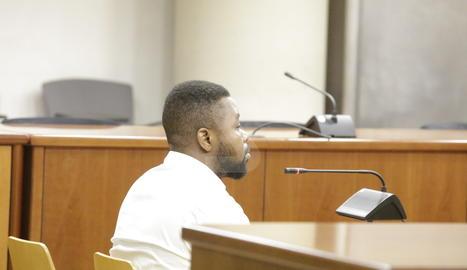 L'acusat, el 19 de setembre a l'Audiència de Lleida.