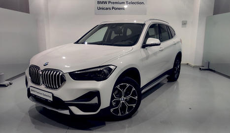 BMWX1 sDrive18d Business