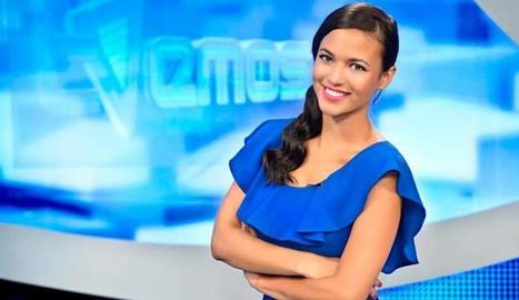 Elisa Mouliaá al 'TVemos'.