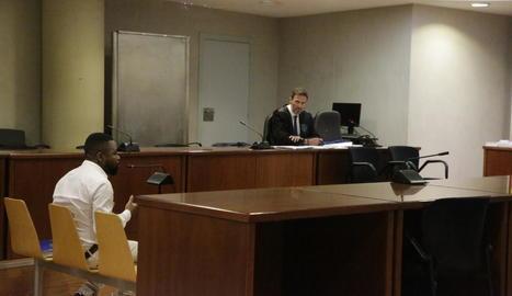 El judici es va celebrar el passat 19 de setembre a l'Audiència de Lleida.
