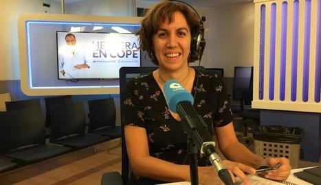 Torra denuncia Lozano per un informe d'Espanya Global sobre el procés sobiranista