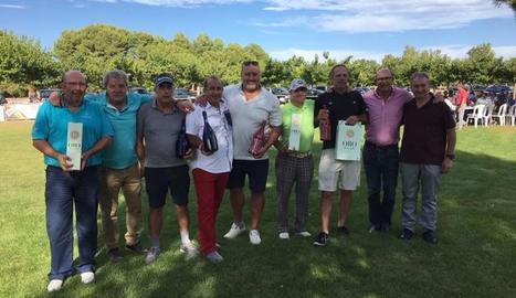 Torneig de golf de l'hostaleria a Raimat