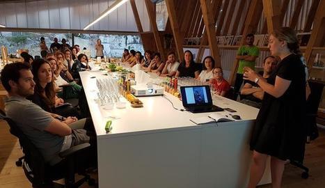 La Casa de Fusta de Lleida s'obre a nous projectes empresarials