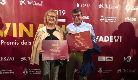 El vi Saó Expressiu, de Mas Blach i Jové, un dels premiats.