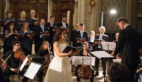 Concert de clausura del Musiquem Lleida! a la seu solsonenca.