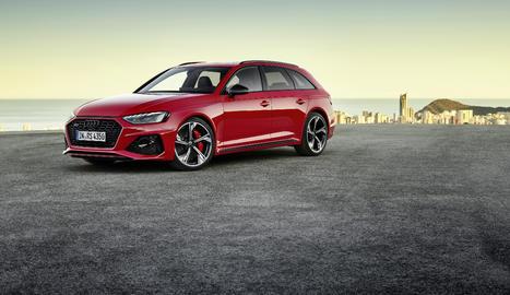 Amb frontal renovat, un motor V6 de 450 CV i una navegació més versàtil i fàcil d'utilitzar, arribarà al mercat a finals de desembre.