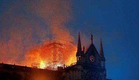 Notre-Dame tindrà una sèrie