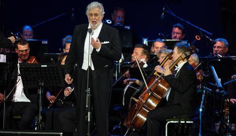 El tenor espanyol va rebre també aplaudiments diumenge passat a l'Òpera de Zuric.
