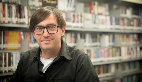 """Jorge Nieto: """"Internet ha canviat per sempre la manera de fer, veure i escriure sobre cinema"""""""