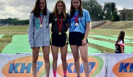 Onieva guanya el Circuit Català de Joves