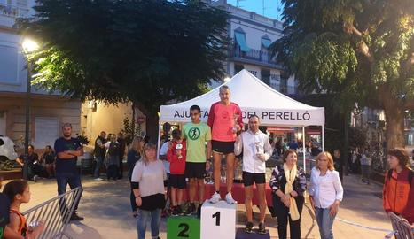 Sanahuja guanya la Milla Urbana del Perelló
