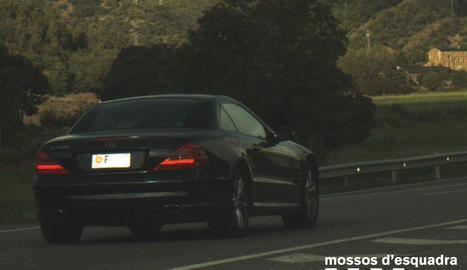 Denunciat penalment per circular a 197 km/h per l'N-260 a l'Alt Urgell