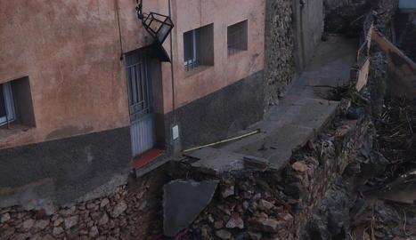 Una imatge dde l'Espluga de Francolí.