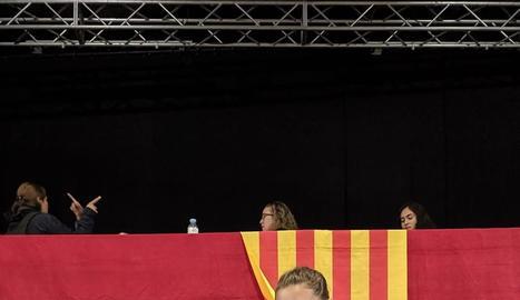 Júlia Calama, campiona benjamina a la Copa Lleida de patinatge