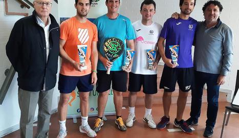 Peirón i Irigaray guanyen al CT Urgell