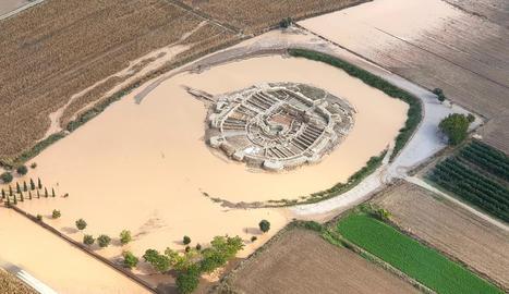 La fortalesa dels Vilars d'Arbeca, una illa ibèrica en un mar de fang.