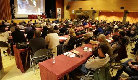 Lo Casino d'Alcarràs va acollir la Jornada Tècnica de Boví de Carn.
