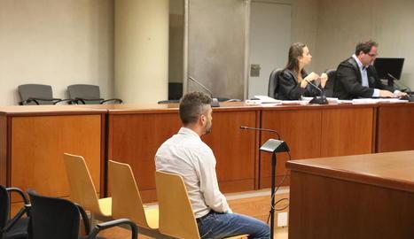 El judici es va celebrar el passat 25 de setembre a l'Audiència de Lleida.